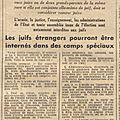 41 dimanche 20 octobre 1940