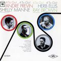 Andre Previn - 1962 - 4 to Go ! (Columbia)