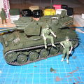 équipage AMX 13 SS11 (Academy)