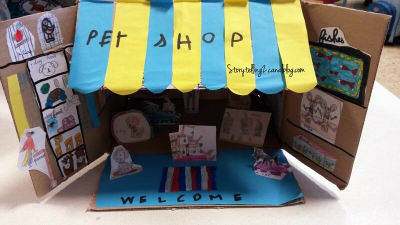 image pet shop eleves