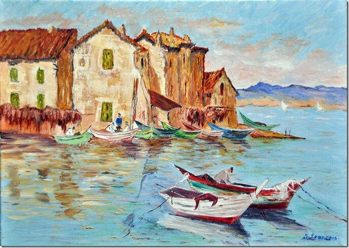 Port ancien 46x38
