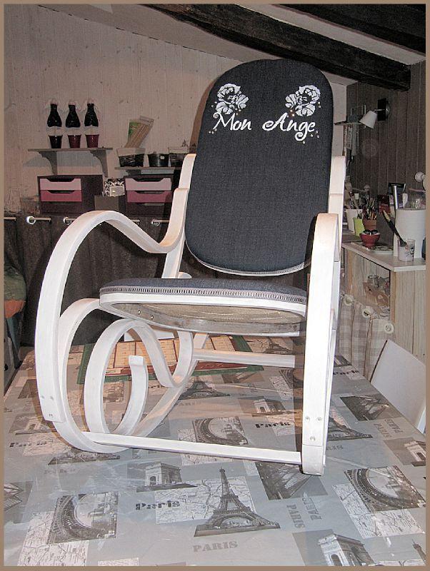 Comment Restaurer Un Rocking Chair