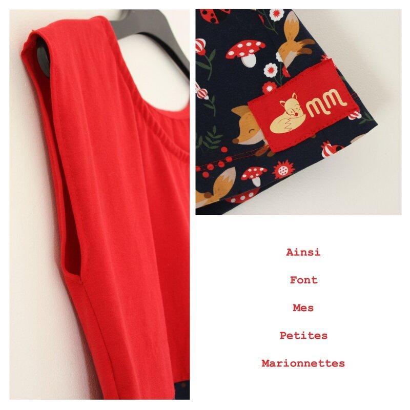 robe renard 2