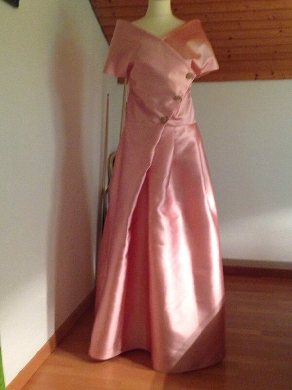 Robe Mariage Fontaines 1