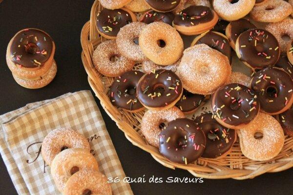 mini donuts blogs de cuisine. Black Bedroom Furniture Sets. Home Design Ideas