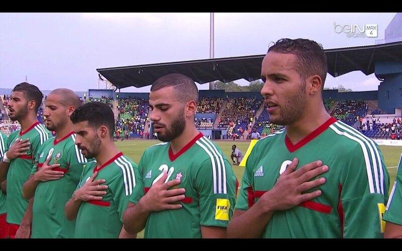 Qualifications CM 2018 Résumé vidéo Gabon - Maroc (0-0) - Revoir le match