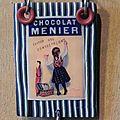 Pendentif Pub Chocolat Meunier