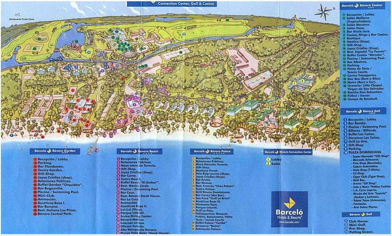 Barcelo Bavaro Beach Punta Cana Agent De Voyages