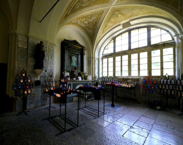 Laghet chapelle