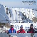 Au mont Dore
