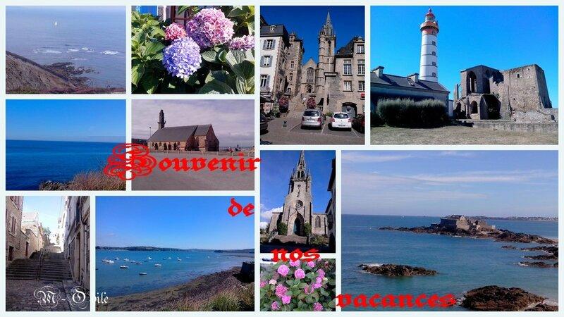 les vacances de Bretagne 2016