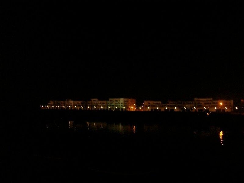 Rive de Salé, vue de Rabat
