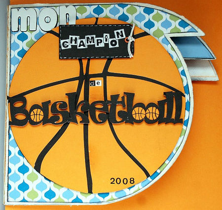 mini basket couverture