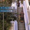 Parc Guell-escalator pour lazygirl