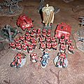 MATCH DE LA FIN DU MONDE - RETURN OF THE BLOOD ANGELS IN BB77