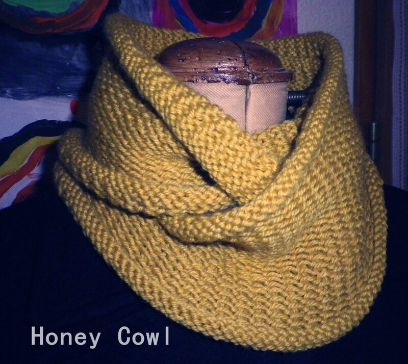 honey cowl 1