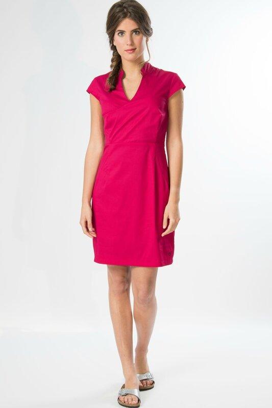 robe aulli rouge