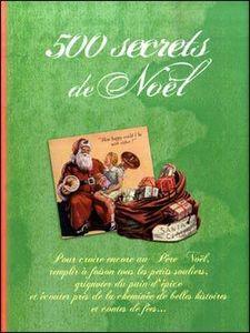 500 secrets de noel