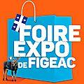 Foire exposition de figeac du 12/09 au 20/09