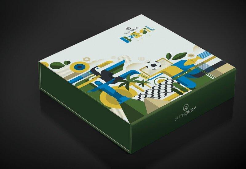 Box Brésil Fermée