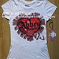 Abbey Dawn Pinheart Tee