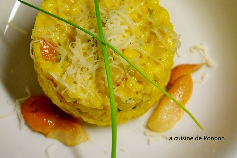 risotto aux champignons (9)