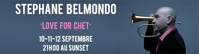 Stephane Belmondo Love for Chet