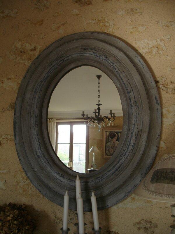 Reflet d 39 un miroir au coeur d 39 autrefois for Miroir reflet