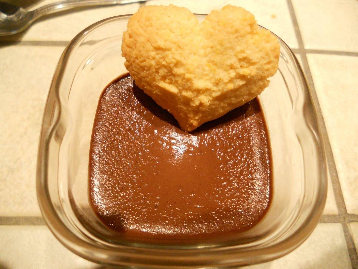 Cr me au chocolat fa on grand m re cuisine maison - Creme au chocolat maison ...