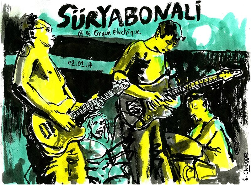 Suryabonali