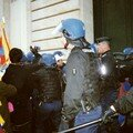 La manif pour le Tibet du 16 mars 2008 - l'attaque des CRS