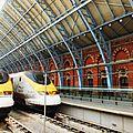 Londres St Pancras station