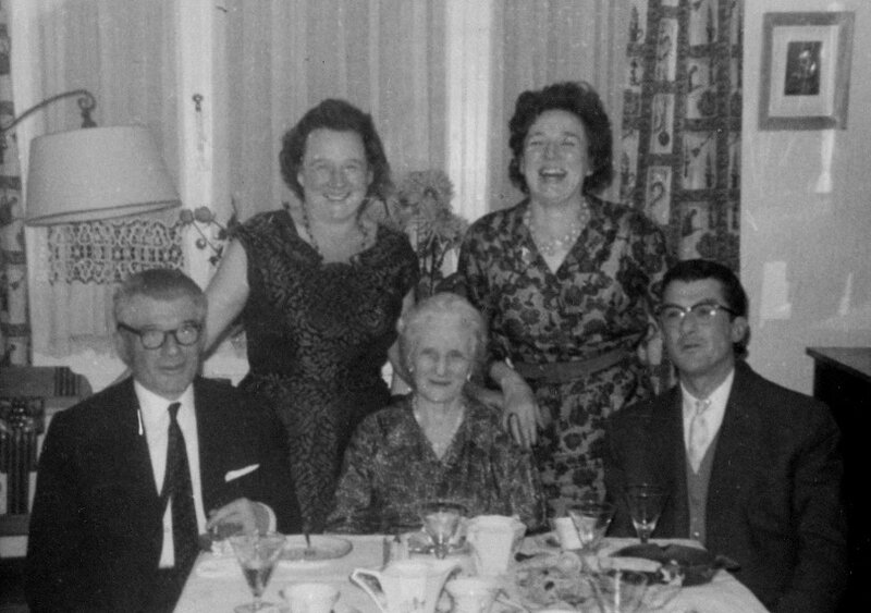 Englebert-Malvoisin Marthe 80 ans