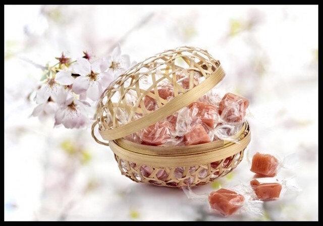 henri le roux caramels sakura 1