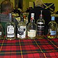 St andrew's day in bressuire, france: whisky-tasting as usual