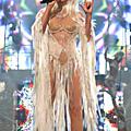 Cher en concert dans la vegas en 2017