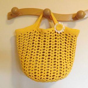 sac jaune