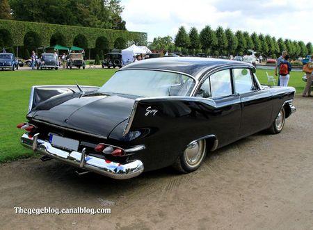 Plymouth savoy coupé de 1959 (9ème Classic Gala de Schwetzingen 2011) 02