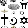 Christianism, judaism and islam have become pagan sects
