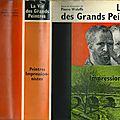 La vie des grands peintres impressionnistes - pierre waleffe