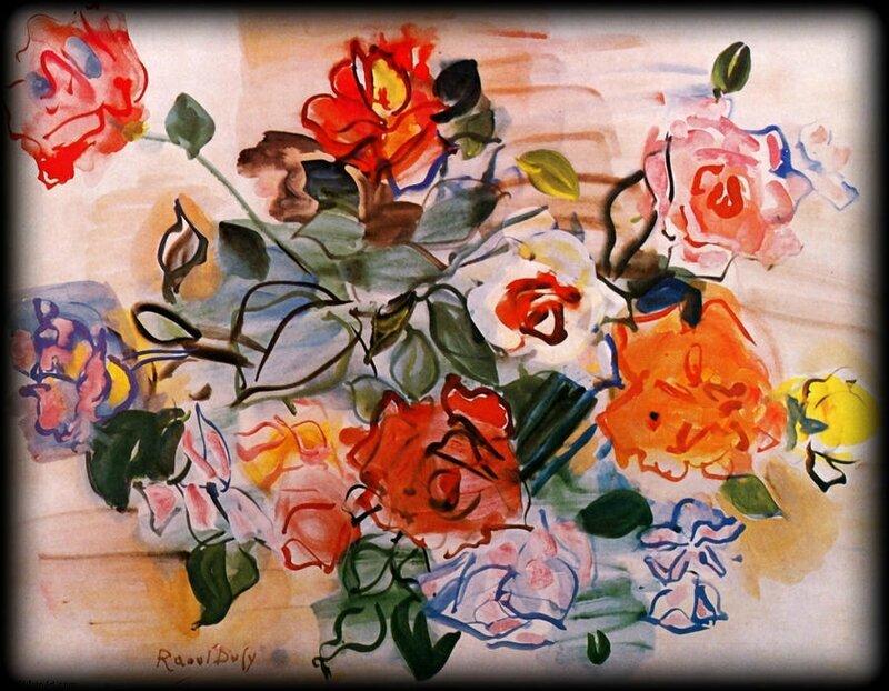 Raoul-Dufy-Pink-