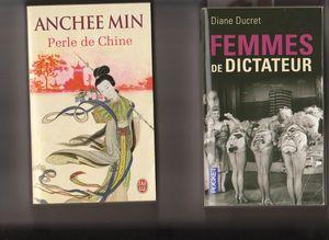 Femmes de dictateurs et Perle de Chine