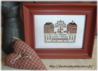 COUNTRY STITCHER CITY STITCHER DE LHN
