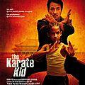 Karaté kid - 2010 (les aventures d'un jeune afro-américain en chine)