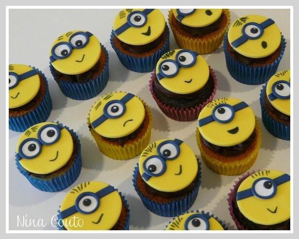 cupcakes nimes minions 2