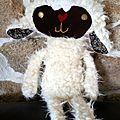 Shaun le mouton - by kawette