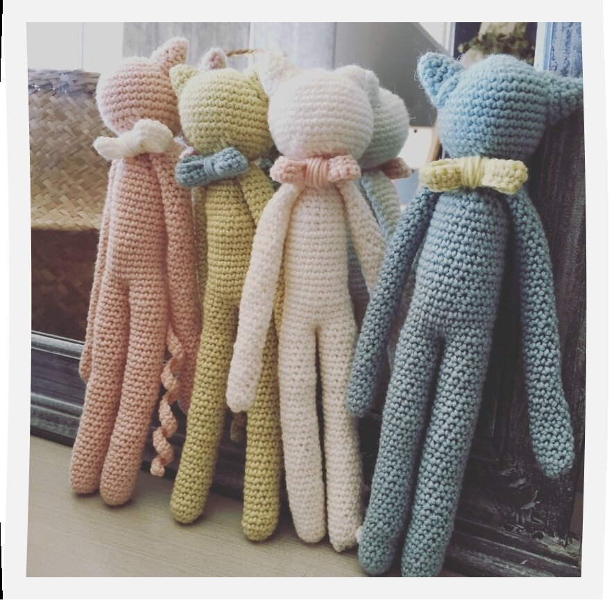 doudou crochet maurice