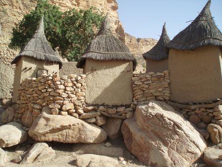 greniers à Tiréli
