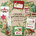 Catalogue stampin'up automne-hiver