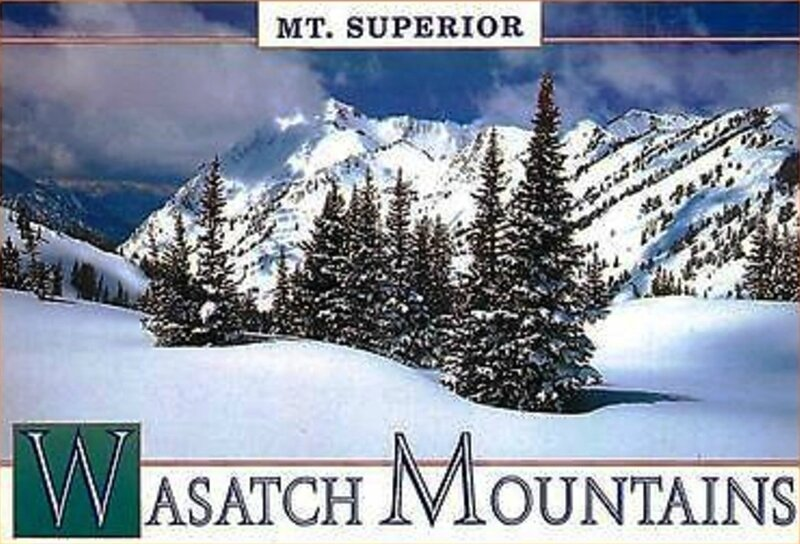 CPM Wasatch Mountains